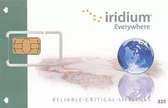 Пакеты связи Iridium Россия